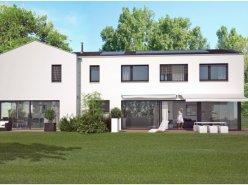 6 somptueuses villas mitoyennes 4,5 pièces de environ 200 m2 surface utile