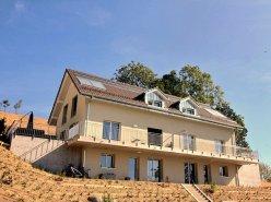 6 Maisons de 5.5 ou 6.5 pces de 180 m2 habitables et de 210 m2 utiles