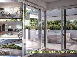 Cologny : nouvelle promotion de standing à CHF 10'000.- /m2