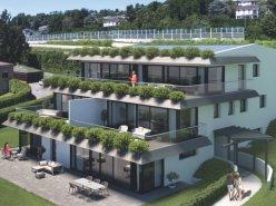 Promotion de 4 appartements terrasse haut standind à Lutry/ Vaud