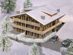 Nouvelle promotion de 3 chalets résidentiels à 8 appartements aux Mosses/Vaud