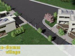 Deux villas individuelles sur plan, 224m² brutes, 5.5 p. dans éco-quartier résidentiel et haut de gamme