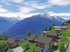 """RESIDENCE  DIXENCE RESORT"""" IMMEUBLES TÊTE BLANCHE ET AIGUILLES ROUGES - A HEREMENCE"""