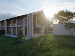 Nouvelle promotion de 3 villas mitoyennes haut de gamme à Mies !