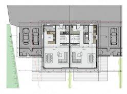 Magnifique villa sur plan de 5,5 pièces située à Chapelle FR (Cheiry).