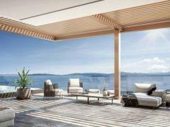 Vues panoramiques sur le Golfe de St-Tropez