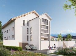 Splendide appartement neuf sur plan 4.5 pièces en PPE avec jardin - LOT 1
