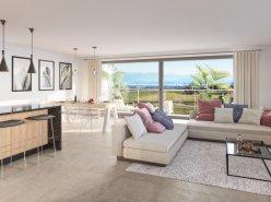 Splendide appartement neuf sur plan 4.5 pièces en PPE avec jardin - LOT 2