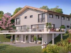 Promotion Immobilière: Une villa Mitoyenne neuve restante - 6.5 pièces en PPE - 1261 Le Vaud
